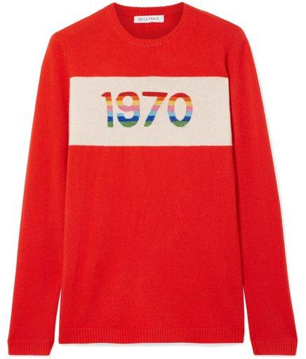 Bella Freud Cashmere Blend Sweater
