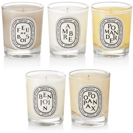 Diptyque Parisian Candle Set