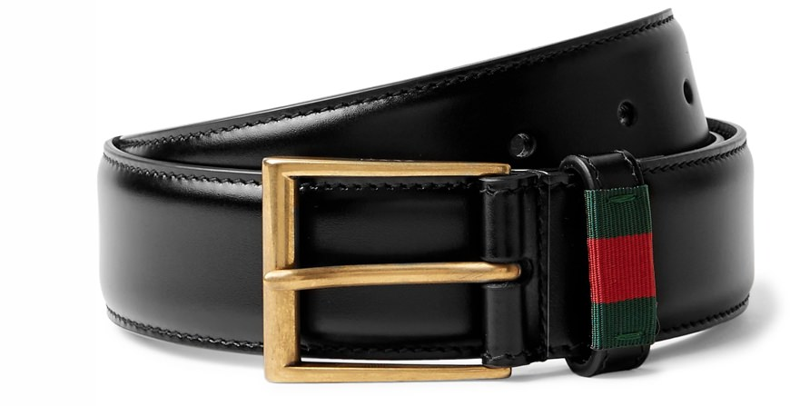 Gucci Italian Leather Belt