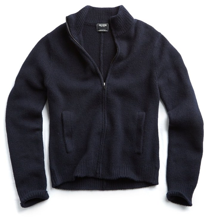 Todd Snyder Italian Boucle Sweater