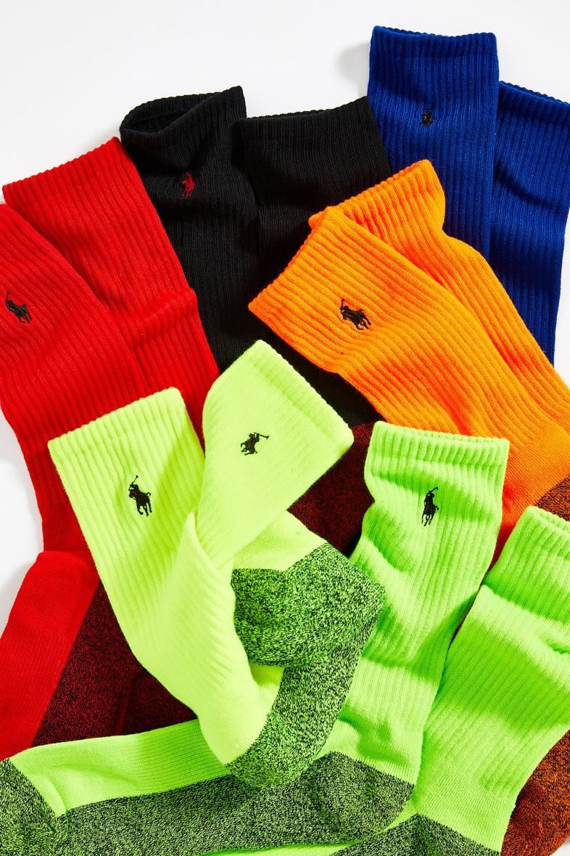 Polo Ralph Lauren Marled Athletic Socks