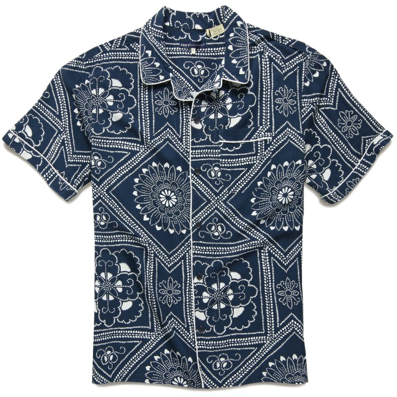 Levi's Made & Crafted Pajama Shirt