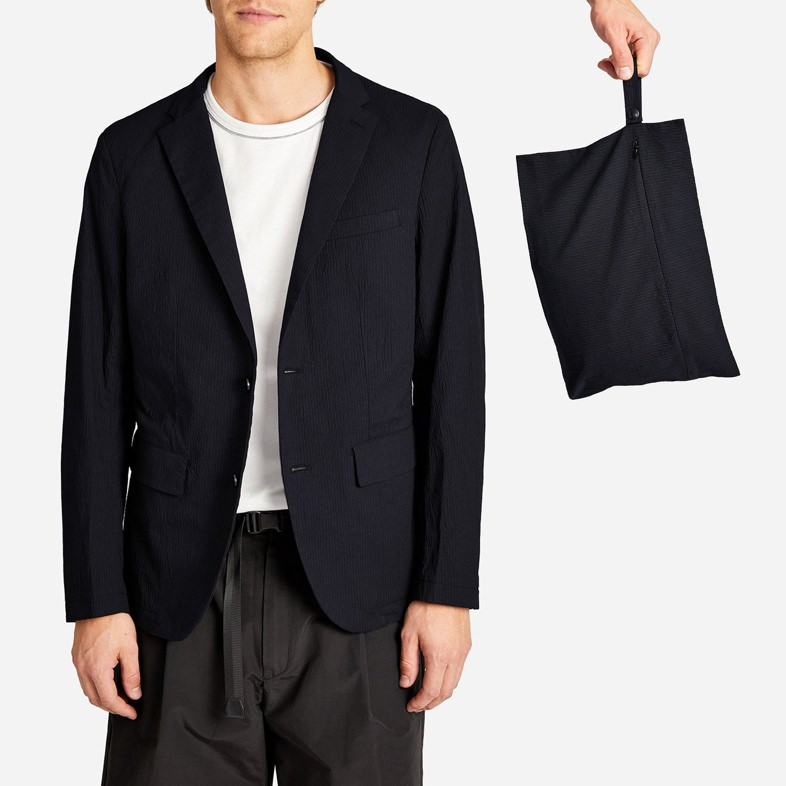 O.N.S. Clothing Conduit Packable Blazer