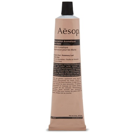 Aesop Resurrection Aromatique Hand Cream