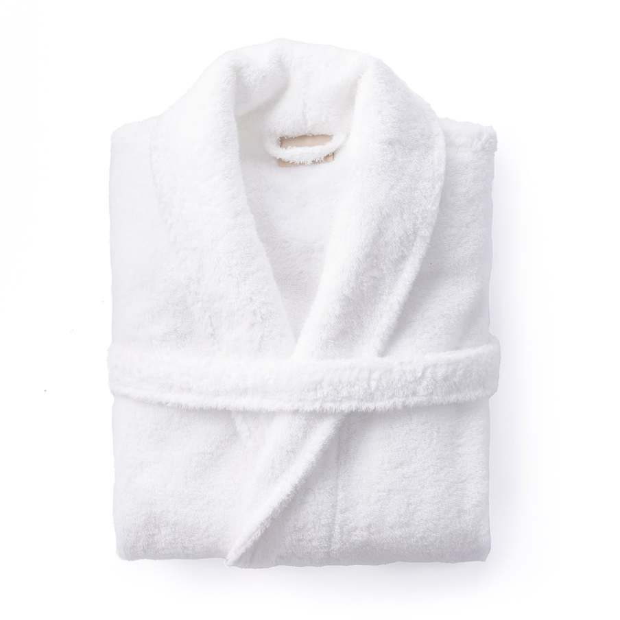 Coyuchi Cloud Terrycloth Robe