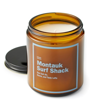 Huckberry Montauk Surf Shack Candle