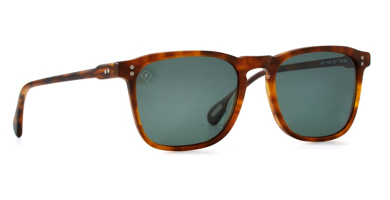 Huckberry x Raen Wiley Polarized Sunglasses