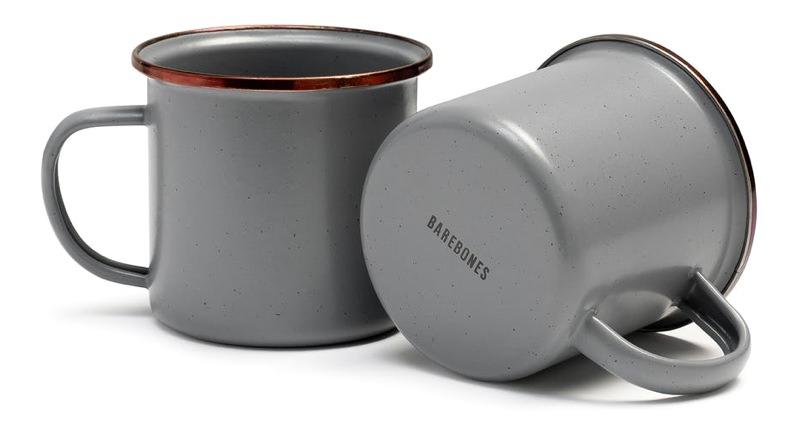 Barebones Enamel Cup Set