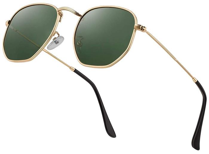 HTMS Hexoganol Polarized Sunglasses