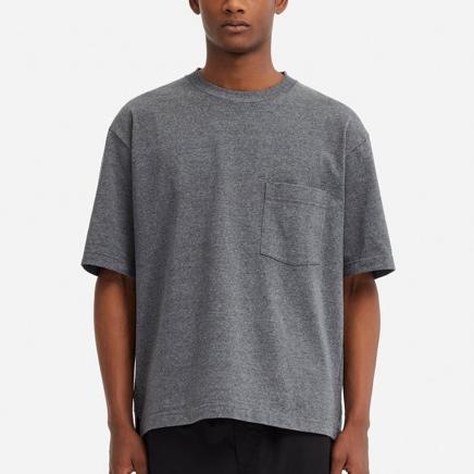 Uniqlo U Oversized Crewneck T-Shirt
