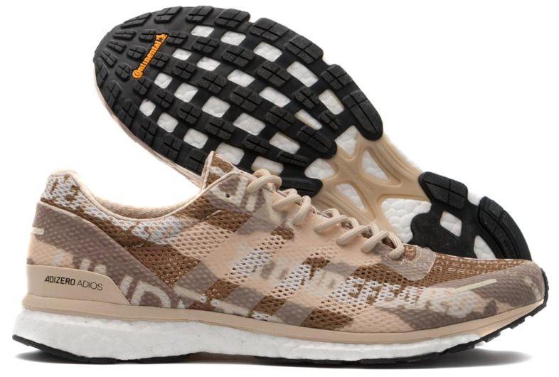 Adidas Adios 3 UNDFTD Sneaker