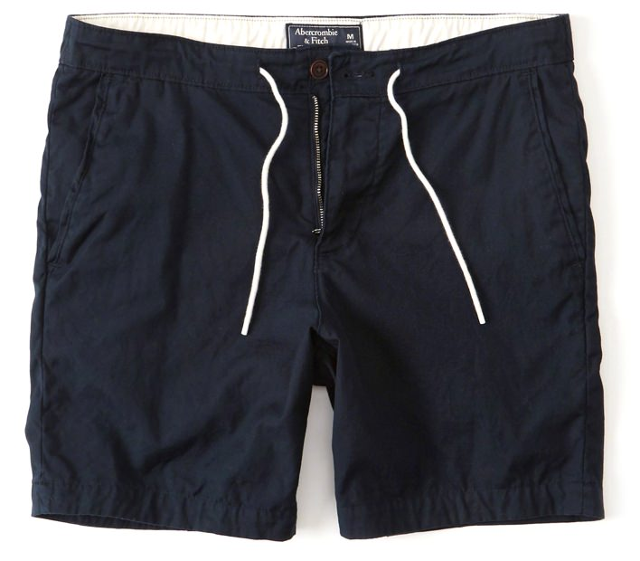 Abercrombie & Fitch Twill Shorts