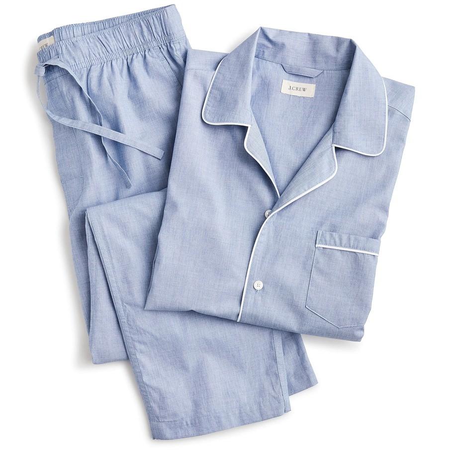 J.Crew Cotton Poplin Pajamas