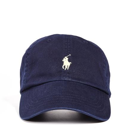 Polo Ralph Lauren Classic Cotton Cap