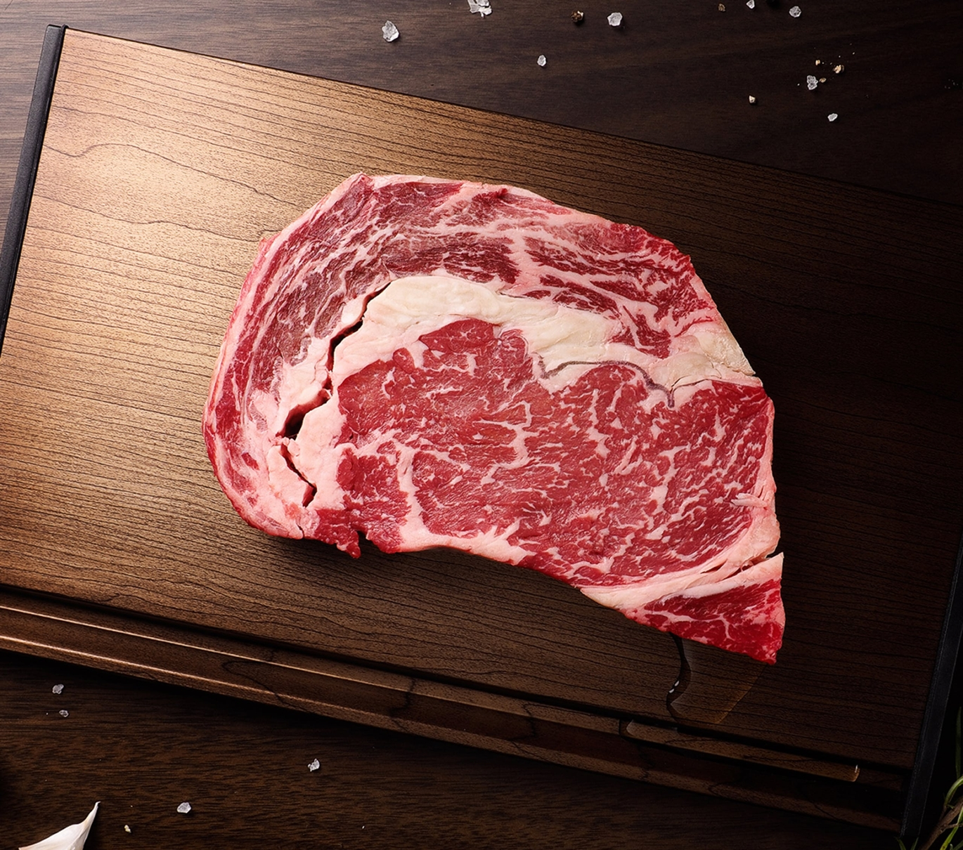 That! Inventions Meat Thawing Board