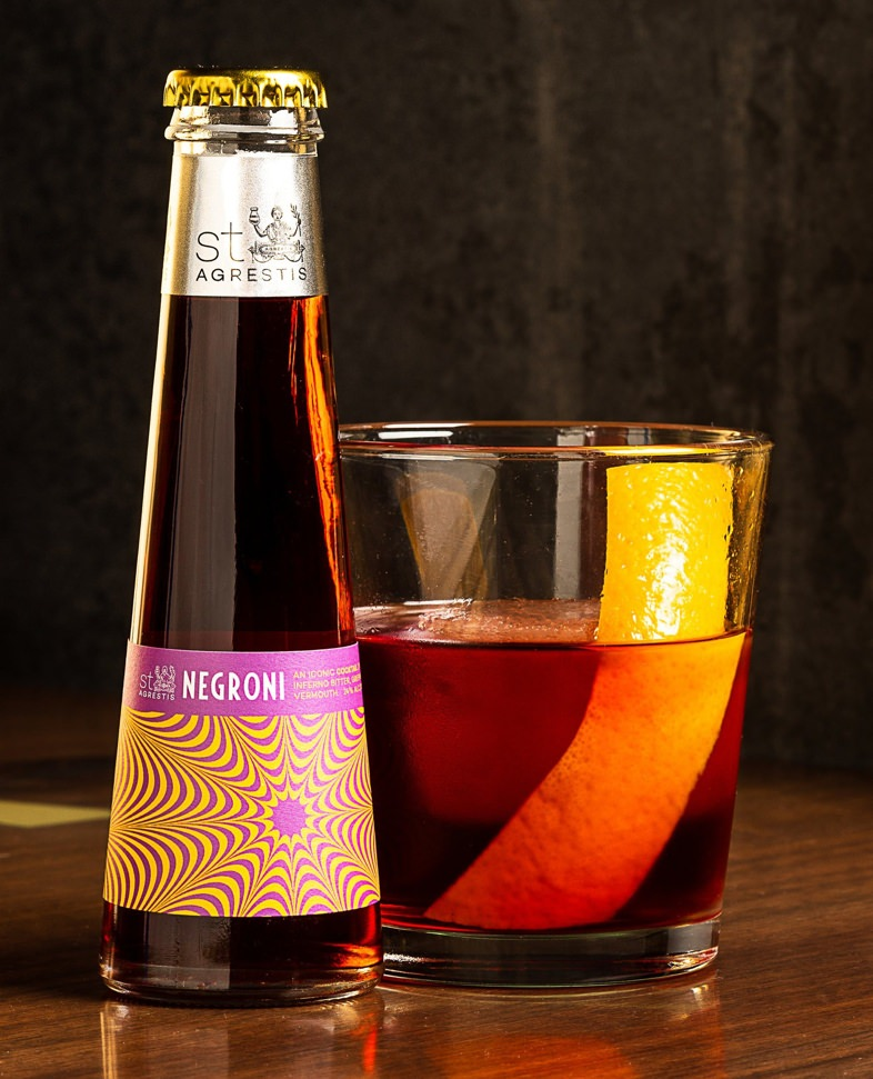 St. Agrestis Ready-to-Drink Negroni