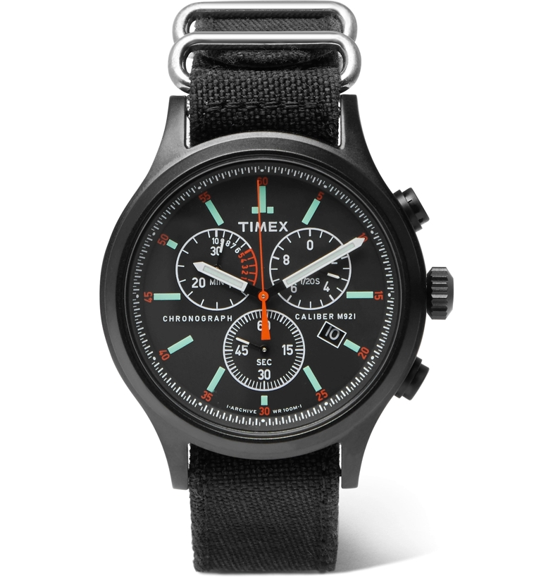 Timex Allied Archive Chronograph