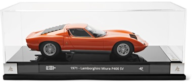 Amalgam Collection Lamborghini Miura P400 Model