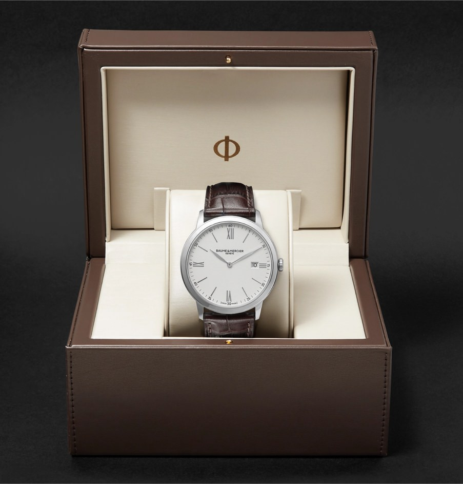 Baume & Mercier Classima 40mm Watch