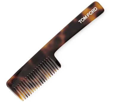 Tom Ford Tortoiseshell Beard Comb