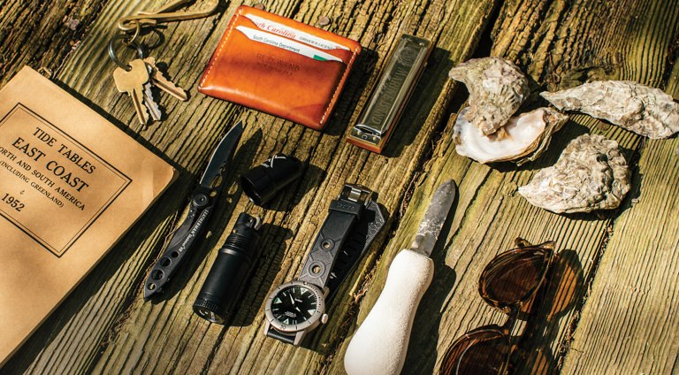 Shopping the Huckberry Summer Catalog