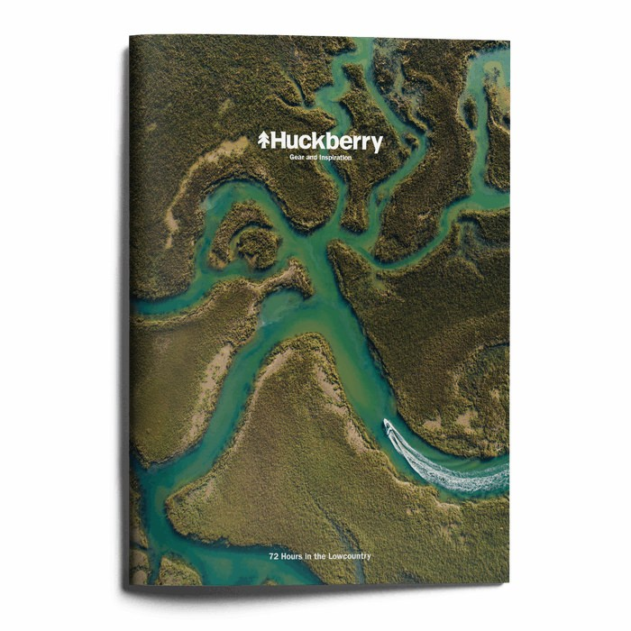 Huckberry summer 2018 catalog cover