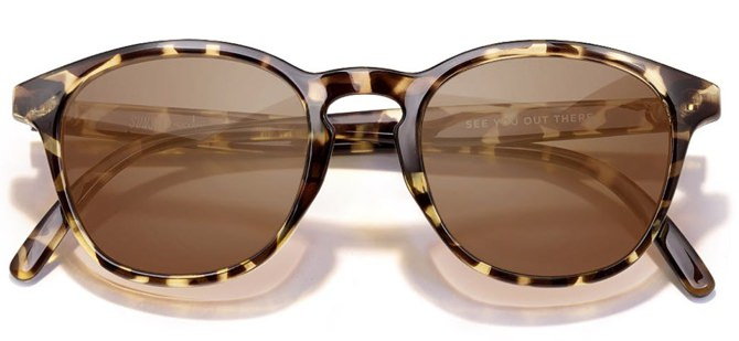 Sunski Yubas Tortoise Sunglasses