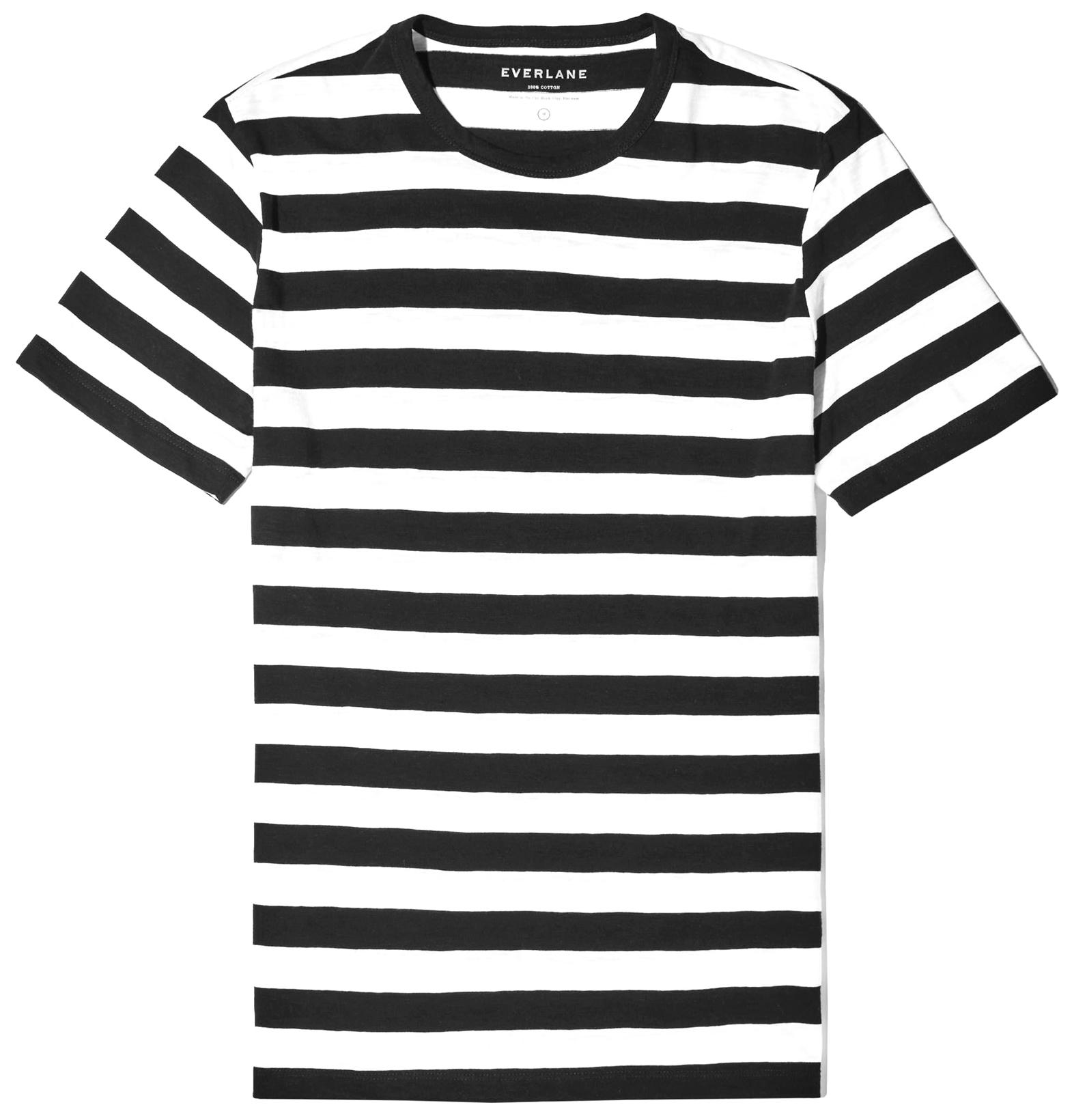 Everlane Rugby Stripe Shirt