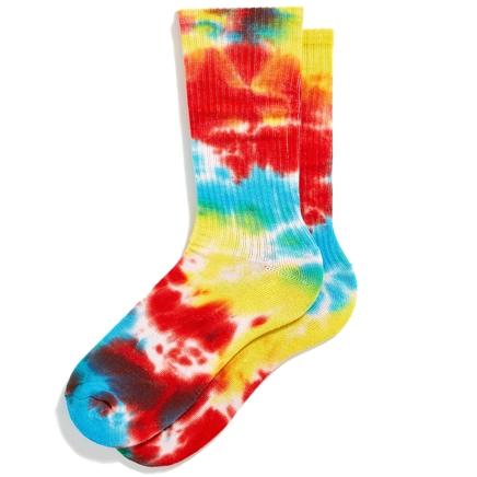 Urban Outfitters Tie-Dye Socks