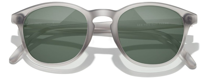 Sunski Yubas Matte Grey Sunglasses