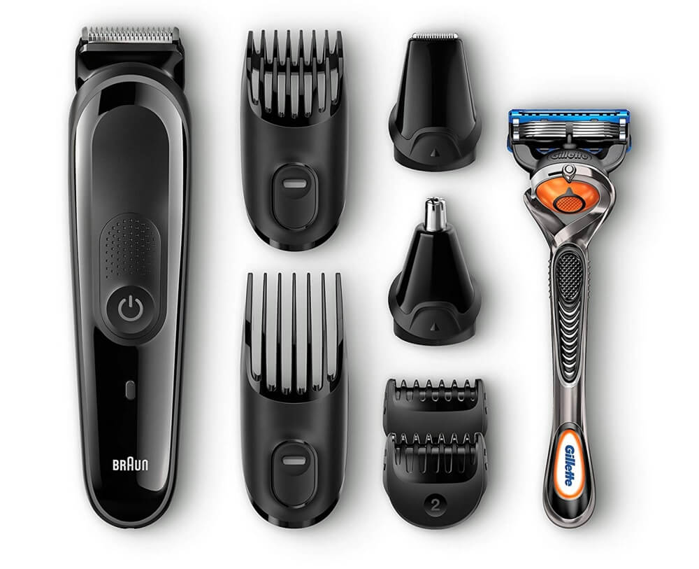 Braun 8-in-1 Beard and Body trimmer prime deal