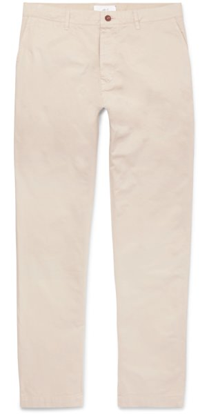 Mr P. Garmenty-Dyed Twill Chinos