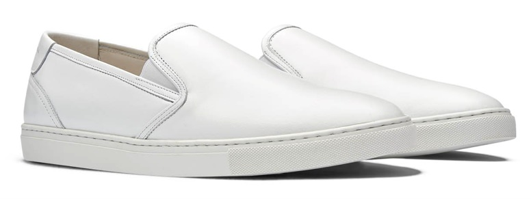 Oliver Cabell Canary Slip-On Sneakers