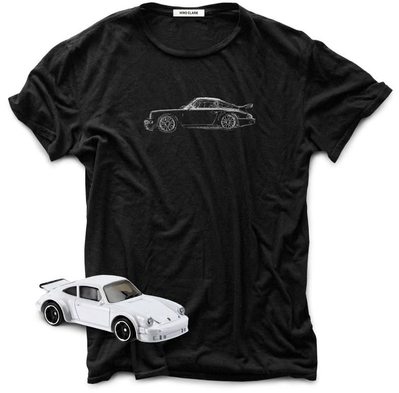 Classic Car Club x Hiro Clark Porsche T-Shirt