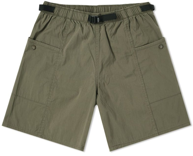 WTaps Cotton-Nylon Camp Shorts