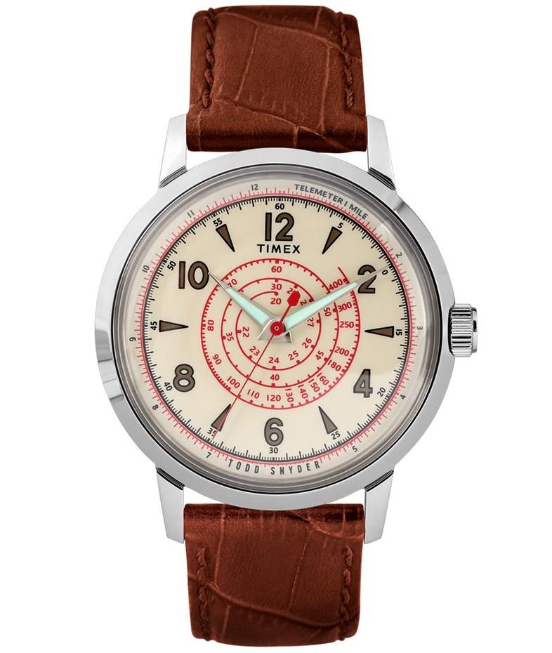 Timex + Todd Snyder Beckman Watch