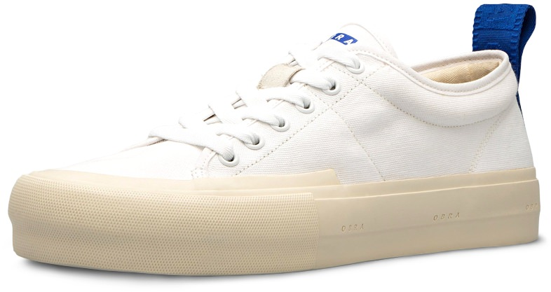 OBRA Canvas Low Wrap Sneaker