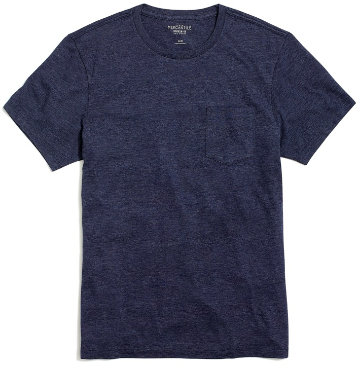J.Crew Mercantile Washed Cotton Pocket T-Shirt