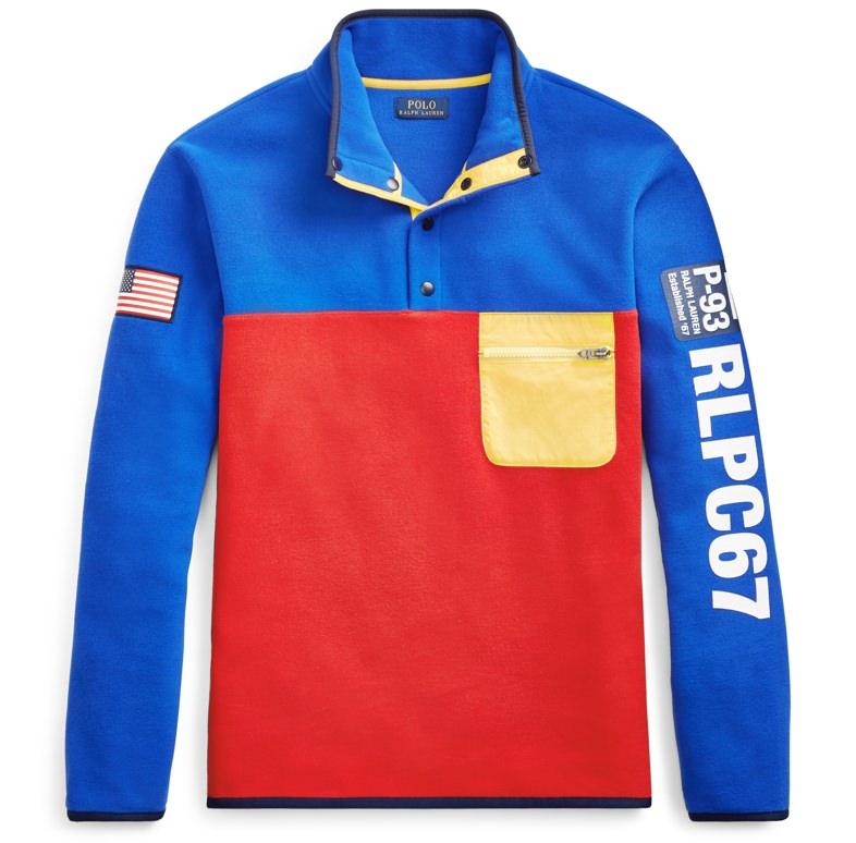 Polo Ralph Lauren Hi-Tech Pullover