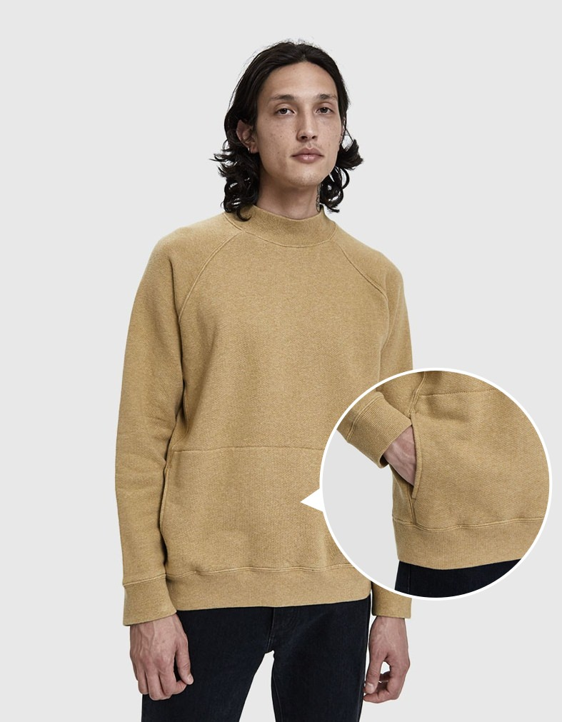 YMC Touch Pocket Sweatshirt