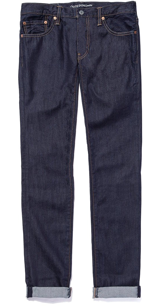 Levi's WellThread x Outerknown 511 Jeans