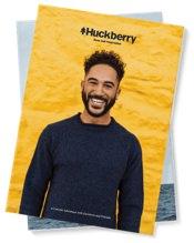 Huckberry fall 2018 catalog