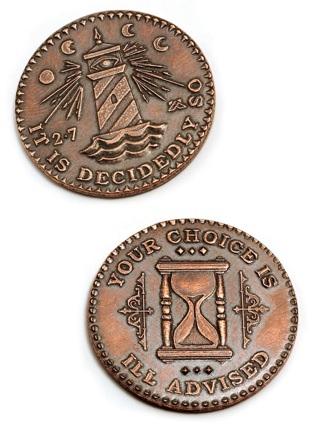 J.L. Lawson & Co. Decision Maker Coin