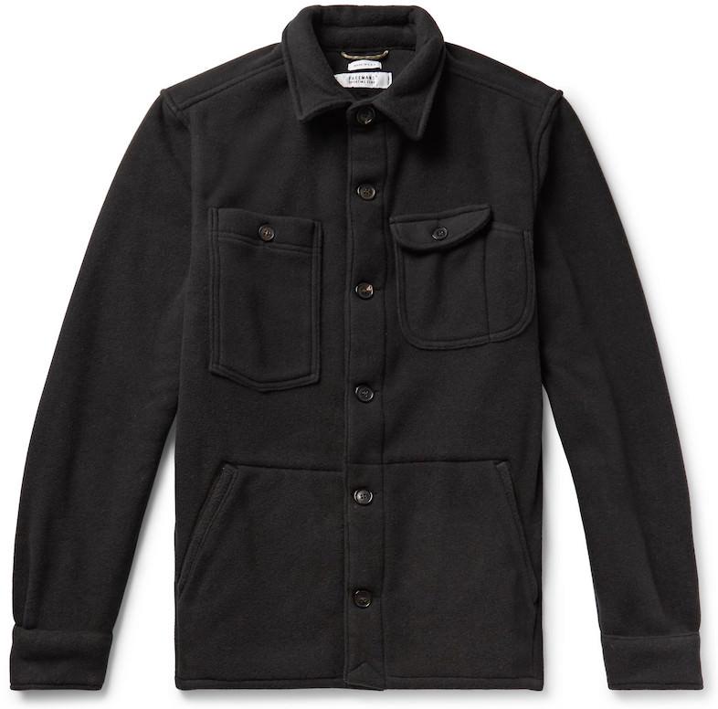 Freemans Sporting Club Polartec Fleece Shirt Jacket