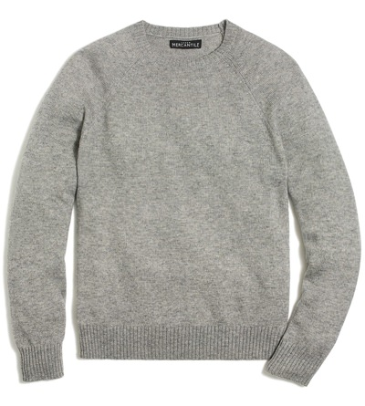 J.Crew Mercantile Lambswoold Crewneck Sweater