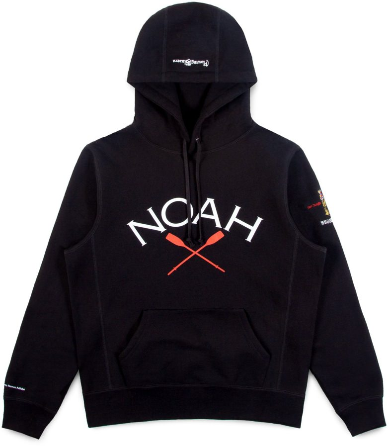 Noah x Rowing Blazers Logo Borough Hoodie