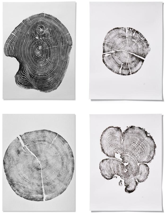 Erik Linton Woodcut Prints