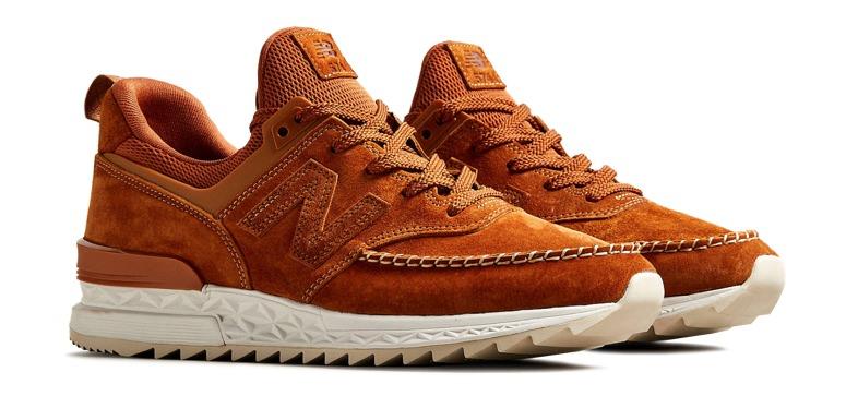 New Balance Suede 574 Sport Sneaker