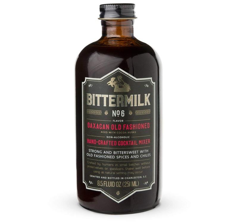 Bittermilk No.6 Oaxacan Old Fashioned Mixer
