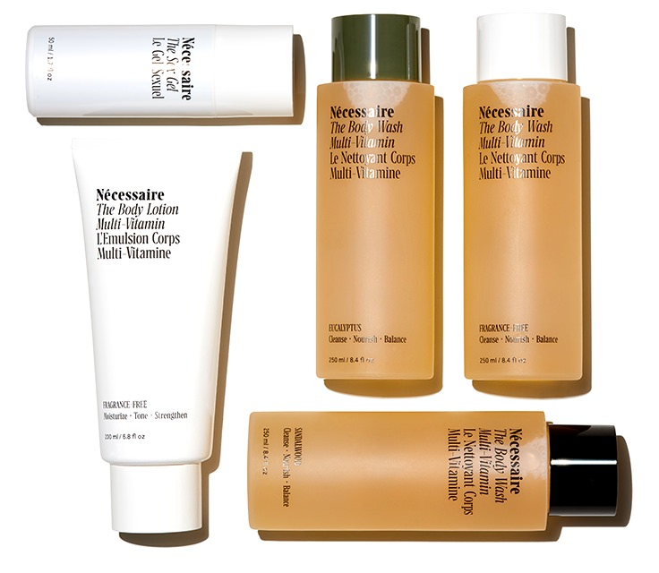 Necessaire Body Care Products
